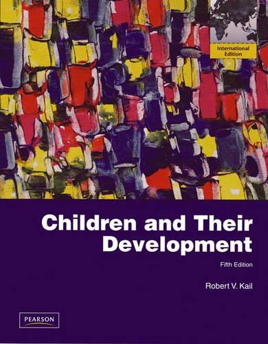 9780205689064: Children and Their Development
