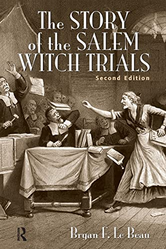 9780205690299: The Story of the Salem Witch Trials
