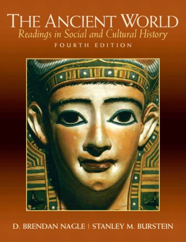 9780205691876: The Ancient World: Readings in Social and Cultural History (4th Edition)