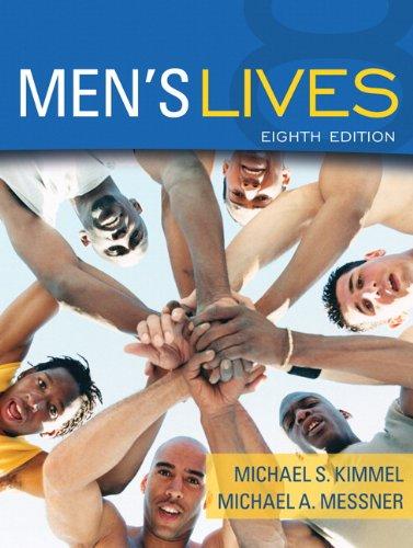 9780205692941: Men's Lives