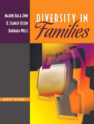 9780205693078: Diversity in Families (9th Edition)