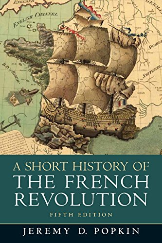 9780205693573: A Short History of the French Revolution