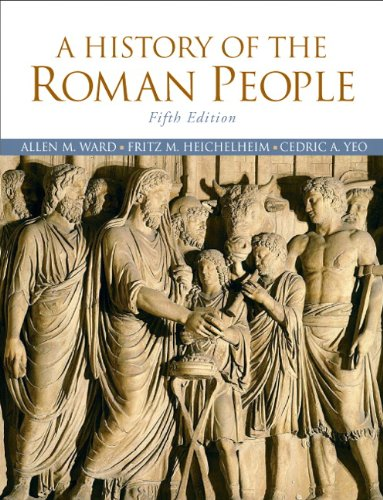 9780205695263: A History of the Roman People (5th Edition)