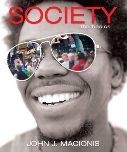 9780205696864: Society: The Basics (with MySocLab with E-Book) (10th Edition)