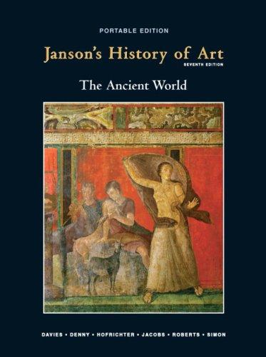 Janson's History of Art: The Western Tradition,: Penelope J. E.