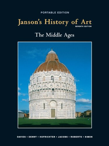 9780205697410: Janson's History of Art, Book 2: The Middle Ages, 7th Edition