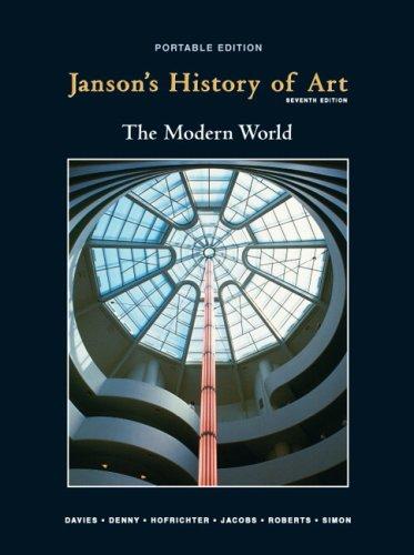Janson's History of Art, Book 4: The: Davies, Penelope J.E.;