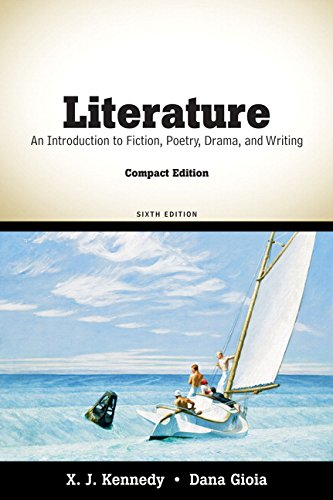 9780205698783: Literature: An Introduction to Fiction, Poetry, Drama, and Writing, Compact Edition (6th Edition)