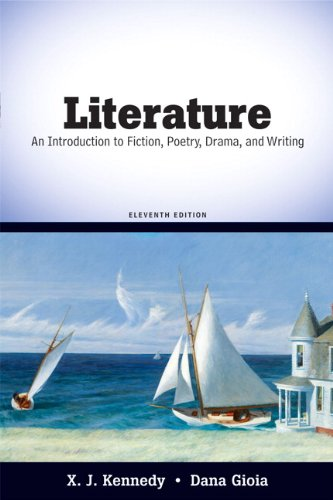 9780205698820: Literature: An Introduction to Fiction, Poetry, drama, and Writing