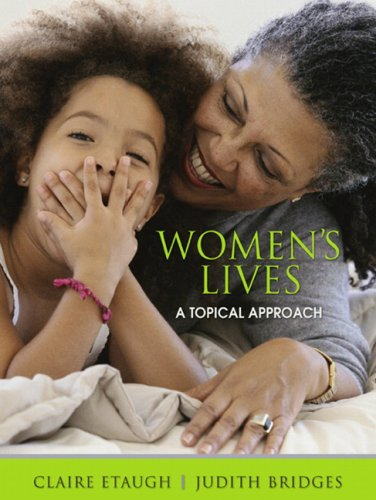 9780205699513: Women'S Lives: A Topical Approach- (Value Pack w/MySearchLab)