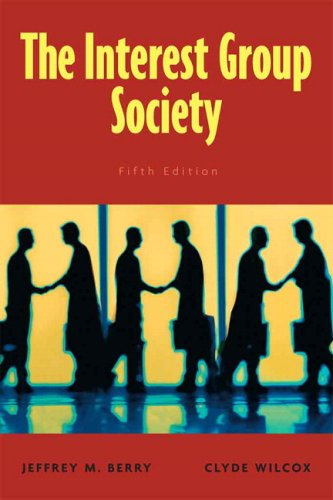 9780205700318: The Interest Group Society- (Value Pack w/MySearchLab) (5th Edition)
