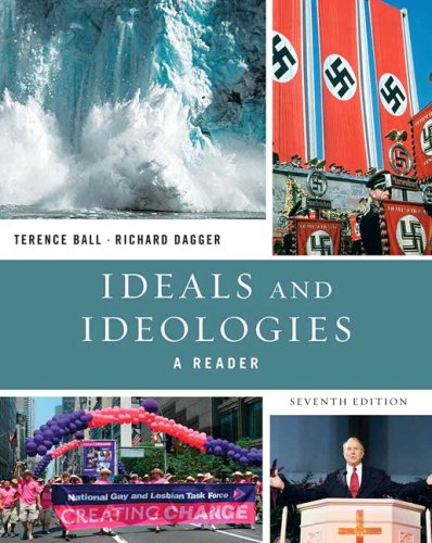 9780205700394: Ideals And Ideologies: A Reader- (Value Pack w/MySearchLab)