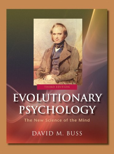 9780205700509: EVOLUTIONARY PHYSCH&MYSRCHLAB STUDT ACC CDE (3rd Edition)