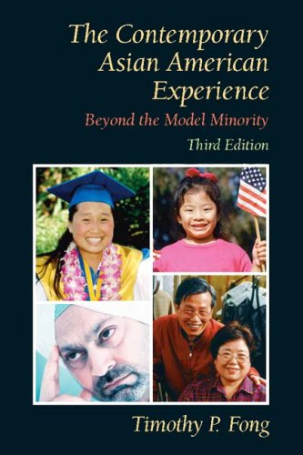 9780205700622: Contemporary Asian American Experience: Beyond The Model Minority- (Value Pack w/MySearchLab) (3rd Edition)
