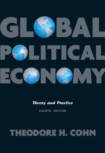 9780205700653: Global Political Economy: Theory and Practice [With Access Code]