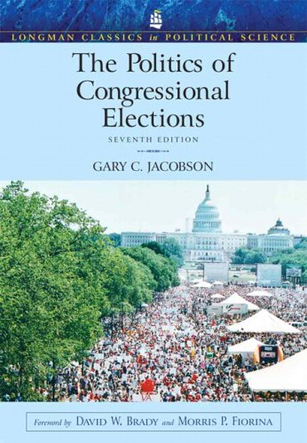 9780205701094: The Politics Of Congressional Elections- (Value Pack w/MySearchLab) (7th Edition)