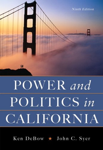 9780205701131: Power And Politics In California- (Value Pack w/MySearchLab) (9th Edition)