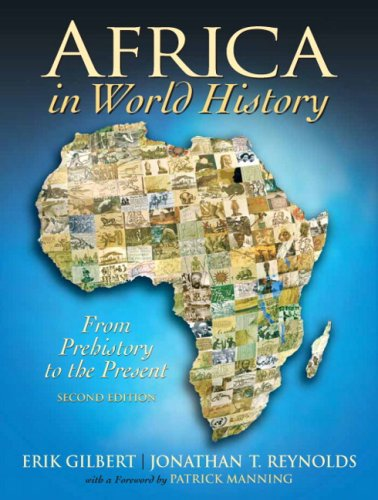9780205701193: Africa in World History Value Pack: From Prehistory to the Present [With Access Code]
