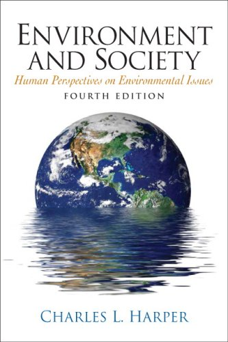 9780205701254: Environment And Society- (Value Pack w/MySearchLab) (4th Edition)