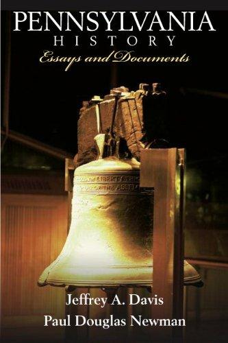 9780205701667: Pennsylvania History: Essays and Documents