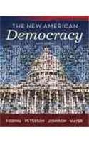 9780205702121: New American Democracy, The, Alternate Edition, Books a la Carte Plus MyPoliSciLab (6th Edition)