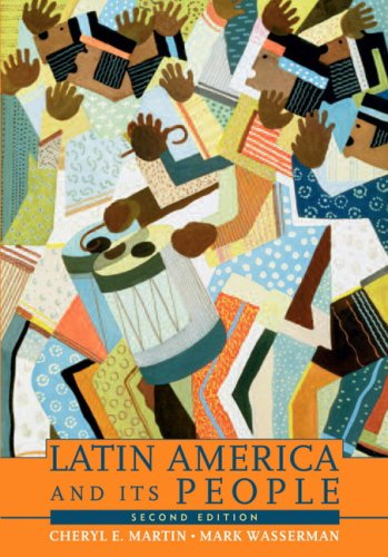 9780205702916: Latin America and Its People, Combined Volume + Mysearchlab