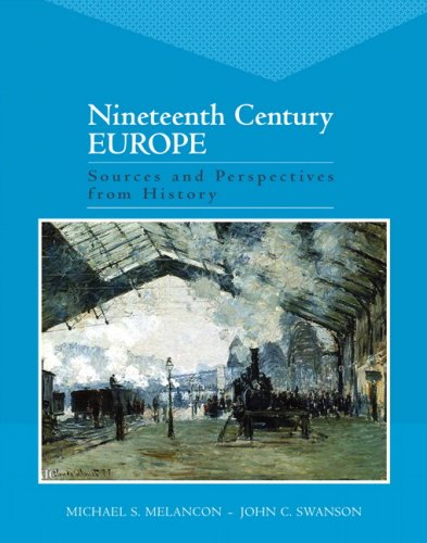 9780205703029: Nineteenth Century Europe: Sources And Perspectives From History- (Value Pack w/MySearchLab)