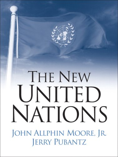 9780205703357: The New United Nations: International Organization in the Twenty-First Century [With Access Code]