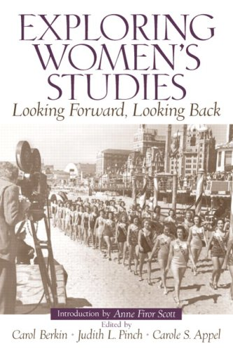 9780205703364: Exploring Women'S Studies: Looking Forward, Looking Back- (Value Pack w/MySearchLab)