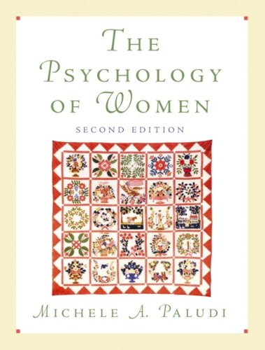Psychology Of Women- (Value Pack w/MySearchLab) (2nd Edition): Paludi, Michelle A.