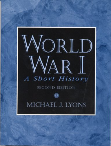 9780205703708: World War I: A Short History- (Value Pack w/MySearchLab) (2nd Edition)