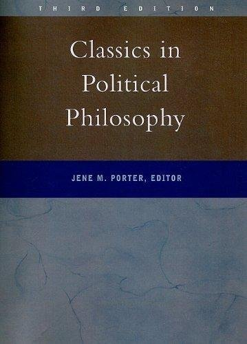 9780205703739: Classics In Political Philosophy- (Value Pack w/MySearchLab) (3rd Edition)