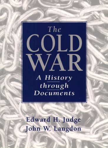 9780205703746: The Cold War Value Pack: A History Through Documents [With Mysearchlab]