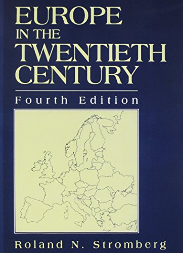 9780205703876: Europe In The Twentieth Century- (Value Pack w/MySearchLab) (4th Edition)