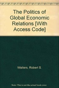 9780205703975: Politics Of Global Economic Relations- (Value Pack w/MySearchLab) (4th Edition)
