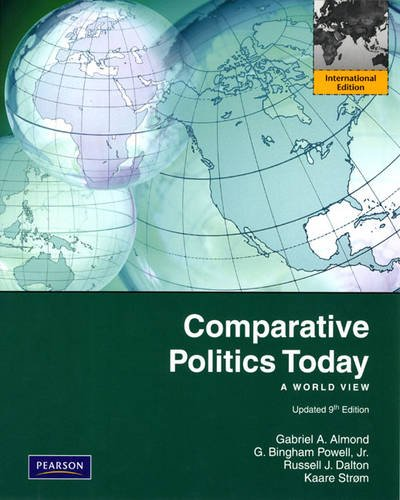 9780205704019: Comparative Politics Today: A World View, Update Edition: International Edition