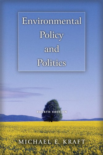 9780205704262: Environmental Policy And Politics- (Value Pack w/MySearchLab)