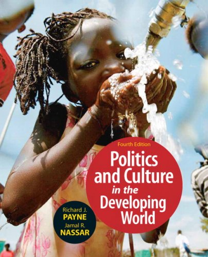 9780205704927: Politics and Culture of the Developing World (4th Edition)