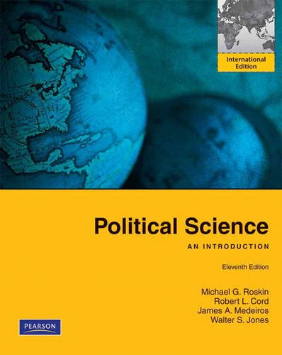 9780205705030: Political Science: An Introduction.