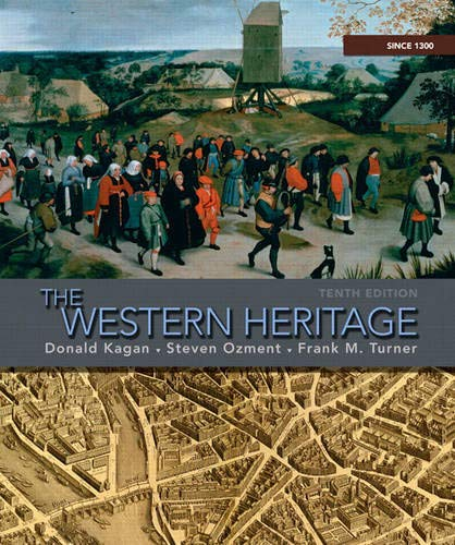 9780205705177: The Western Heritage: Since 1300 (10th Edition)