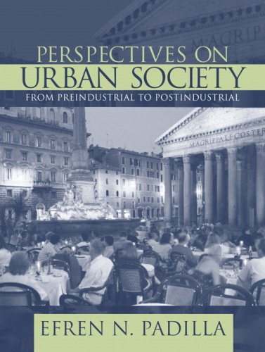 9780205705252: Perspectives On Urban Society: Preindustrial To Postindustrial- (Value Pack w/MySearchLab)