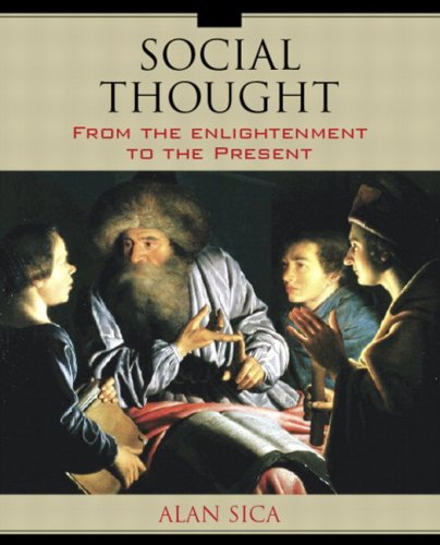 9780205705276: Social Thought: From The Enlightenment To The Present- (Value Pack w/MySearchLab)