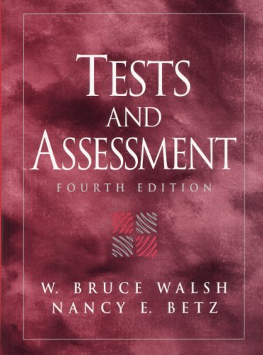 9780205705474: Tests And Assessment- (Value Pack w/MySearchLab) (4th Edition)