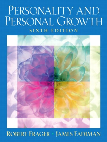 9780205705795: Personality And Personal Growth- (Value Pack w/MySearchLab) (6th Edition)