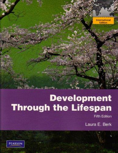 9780205705900: Development Through the Lifespan