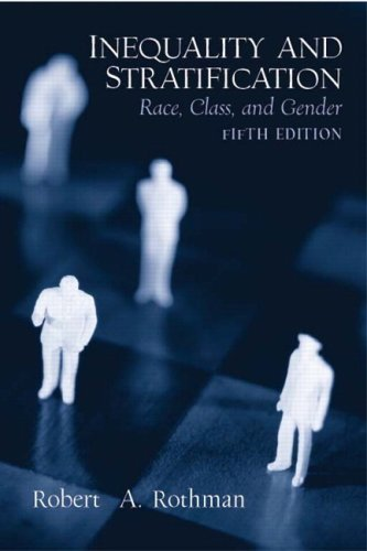 9780205706129: Inequality And Stratification: Race, Class And Gender- (Value Pack w/MySearchLab) (5th Edition)