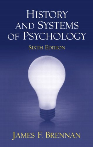 9780205706242: History And Systems Of Psychology- (Value Pack w/MySearchLab) (6th Edition)