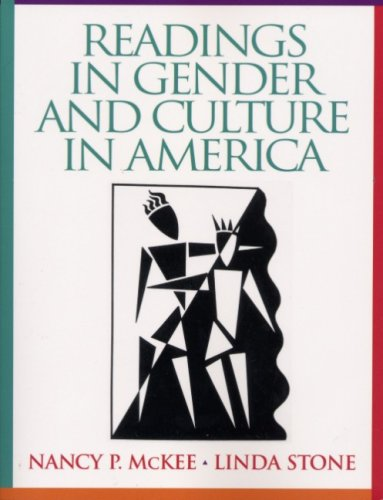 9780205706488: Readings In Gender And Culture In America- (Value Pack w/MyLab Search)