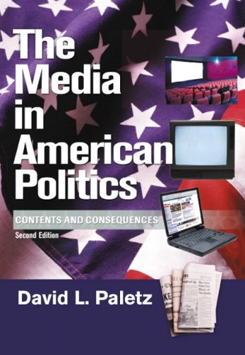 9780205706501: Media In American Politics: Contents And Consequences- (Value Pack w/MySearchLab) (2nd Edition)
