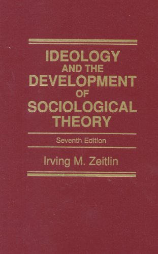 9780205706570: Ideology And The Development Of Sociological Theory- (Value Pack w/MySearchLab) (7th Edition)